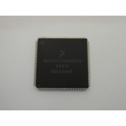 MC912DG128ACPVE MASK 3K91D BLANK MICROPROCESSOR