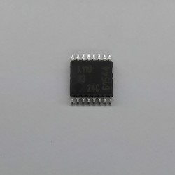 K110 Integrated circuit for Peugeot , Citroen key remote control