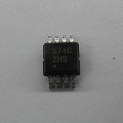 574C Integrated circuit for Fiat Bravo and Alfa Mito key remote control