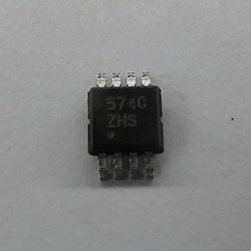 574C Integrated circuit for Fiat Bravo and Alfa Mito key remote control
