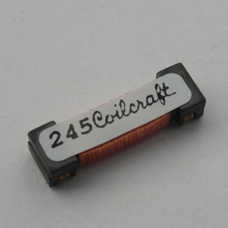 245 COILCRAFT GENUINE TRANSPONDER COIL