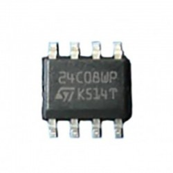 MEMORIA EEPROM STMicroelectronics M24C08-WMN6TP