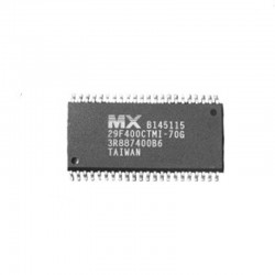 MEMORIA FLASH MACRONIX MX29F400CTMI-70G