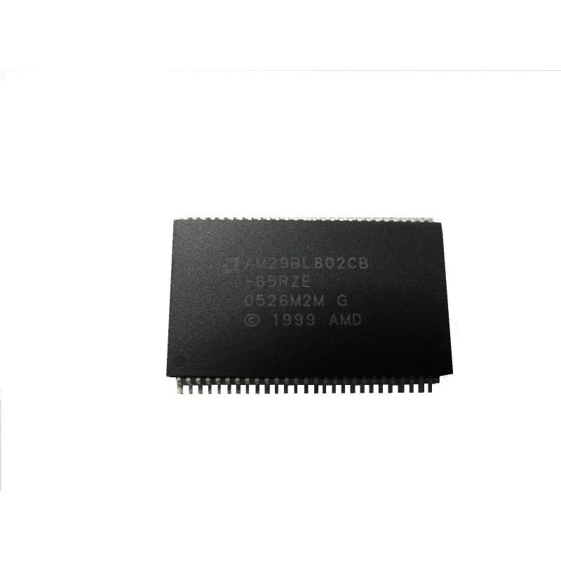 AM29BL802CB - 65RZE SSOP56 MEMORIA FLASH EPROM EDC16  512K x 16bit SMD
