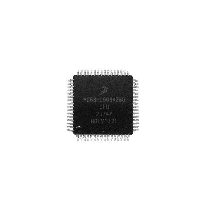 MICROPROCESSORE MC68HC908AZ60 CFU 2J74Y