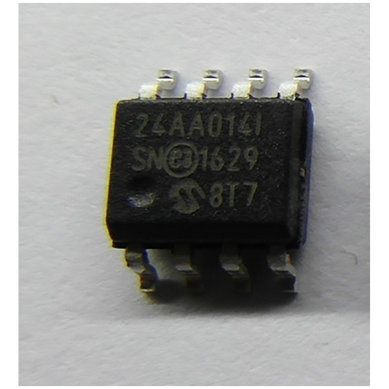 24AA014-I/SN SOIC 8 MEMORIA EEPROM