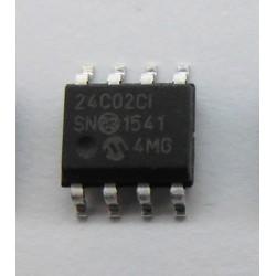 MEMORIA EEPROM 24C02C