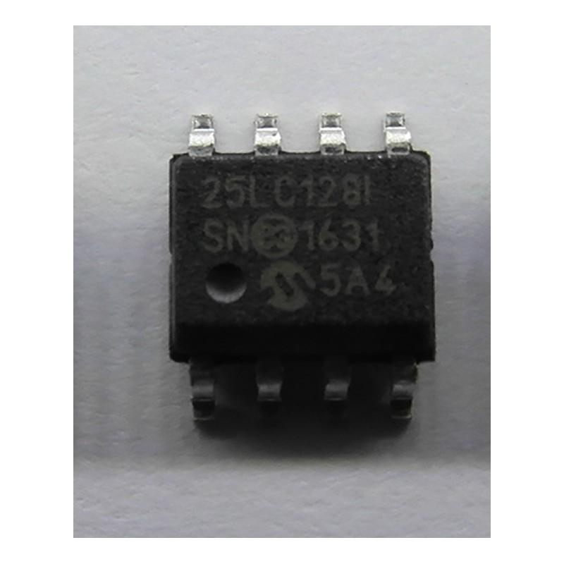 25LC128-I MEMORIA EEPROM