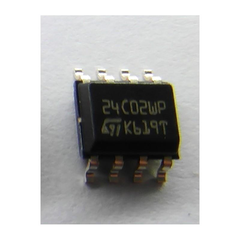 M24C02-WMN6 MEMORIA EEPROM