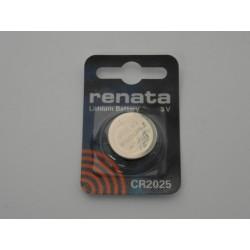 BATTERIA CR2025 RENATA