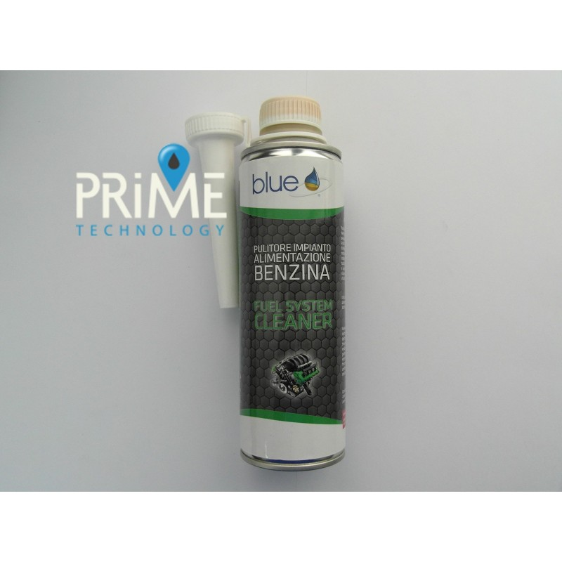 BB01035 - BLUE PRIME ADDITIVO PULITORE PER IMPIANTO A BENZINA ML. 350