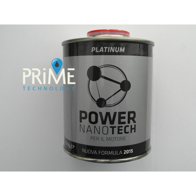 BO02038 - BLUE PRIME ADDITIVO PLATINUM POWER NANOTECH PER OLIO MOTORE ML. 380