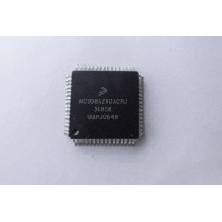 MC908AZ60 3K85K QFP64 PIN MICROPROCESSORE