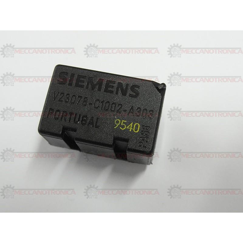 V23078-C1002-A303 RELAY SIEMENS-TYCO